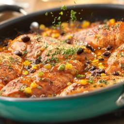 Santa Fe Chicken Sauté