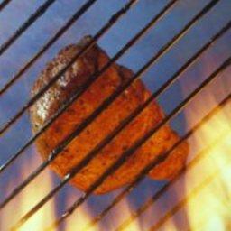 Sante Fe Chops with Firecracker Salsa