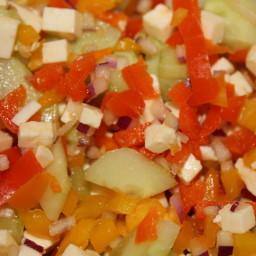 Sarah's Summer Pasta Salad