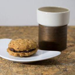 Saskatchewan Date Oatmeal Cookies