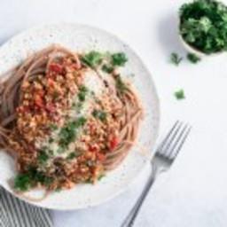 Sauce à spaghetti végé EXPRESS