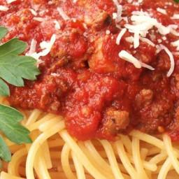 Sauce - Kimmy's Spaghetti