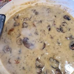 Sauce - Mushroom Gravy