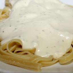 Sauce - Quick & Easy Homemade Alfredo