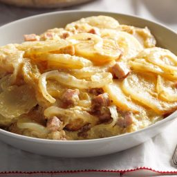 Saucy Scalloped Potatoes