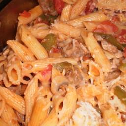Sausage Macaroni