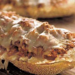 Sausage Italian Bread Pizza