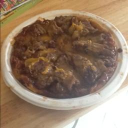 Sausage Tart