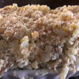 Sausage Wild Rice Casserole