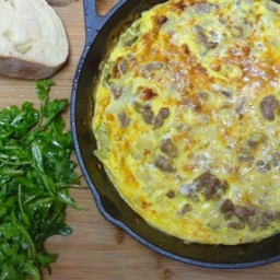 Sausage and Fennel Frittata Recipes