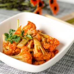 Sautéed Cauliflower Italian Style