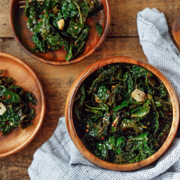 Sautéed Kale