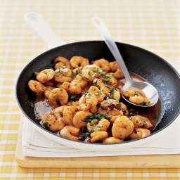Sauteed Shrimp in Garlic Sauce