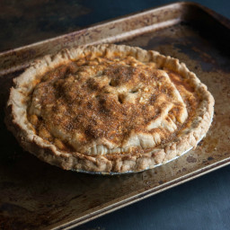 Savory Black Bean Pie