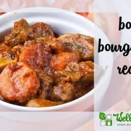 Savory Boeuf Bourguignon