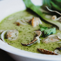 Savory Littleneck Clams in Wine