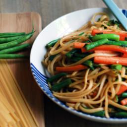 Savory Noodles