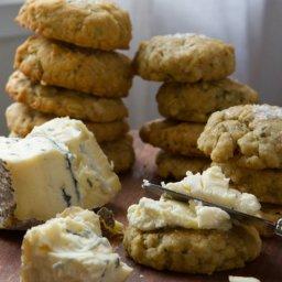 Savory Oatmeal Cookies