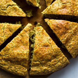 Savory Oatmeal Pan Bread