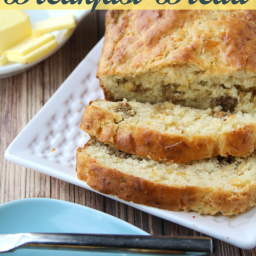 Savory Sausage and Cheese Breakfast Bread