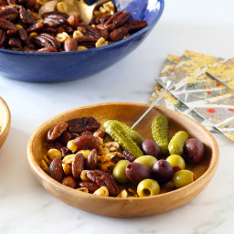 Savory Spiced Mixed Nuts
