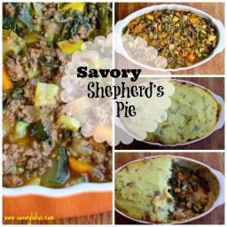 Savory Vegetable Pie