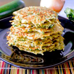 Savory Zucchini & Potato Pancakes