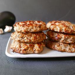 Savoury Make-Ahead Chicken Patties