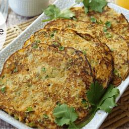 Savoury Oats Veggie Pancake Recipe