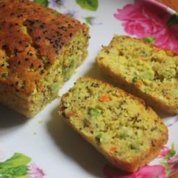 Savoury Semolina Cake Recipe