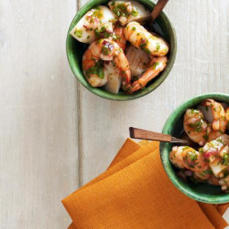 Scallop and Shrimp Cocktail