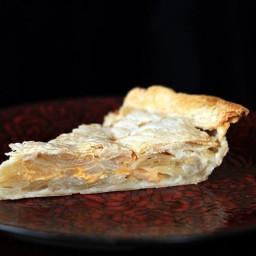 Scalloped Onion Pie