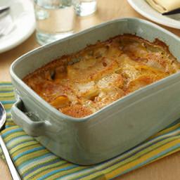 Scalloped Potato-Onion Bake