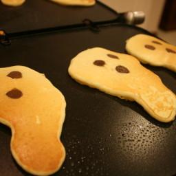 Scary Pancakes