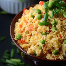 SCD - Thai Red Curry Cauliflower Rice