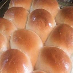 School Yeast Rolls