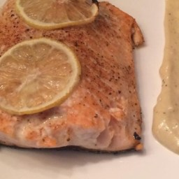 Scott's Grilled Salmon