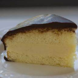 Scratch Boston Cream Pie