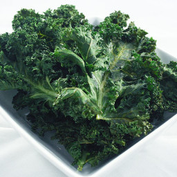 Sea Salt Vinegar Kale Chips Recipe