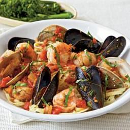 Seafood Arrabbiata