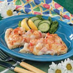 Seafood Pizza Recipe
