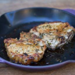 Sear-Roasted Pork Chops