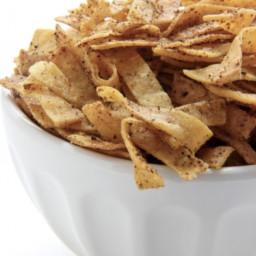 Seasoned Baked Tortilla Chips