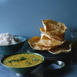 Seasoned Dhal (Masala Dhal)