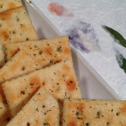 Seasoned Saltine Crackers