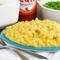 Secret Ingredient Macaroni and Cheese