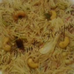 Semiya Upma Recipe | Vermicelli Upma Easily