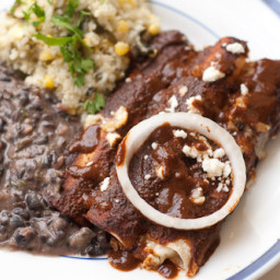 Seriously Meatless: Mole Aproximado