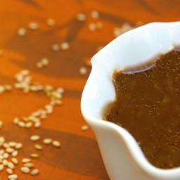 Sesame Ginger Sauce