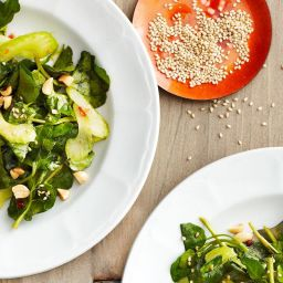 Sesame Watercress Salad